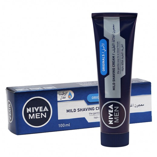 Nivea For Men Mild Shaving Cream 100 ml