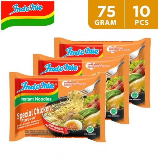 Indomie Instant Special Chicken Flavour 10 x 75 g