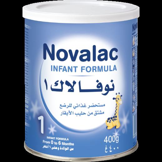 Novalac 1 Infant formula 400 g 0-6 months