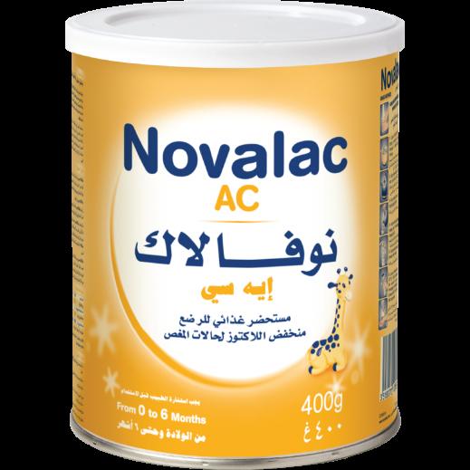 Novalac AC 400 g 0-6 months