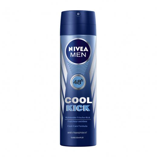 Nivea Men Cool Kick Deodorant Spray 150ml