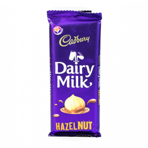 Cadbury Dairy Hazelnut Chocolate 90 g