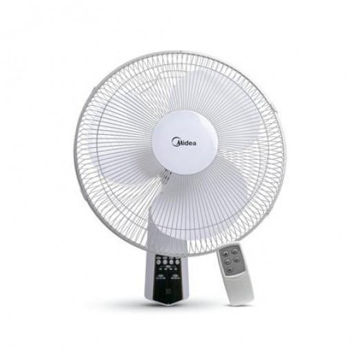 """Midea 16"""" Wall Fan – White"""