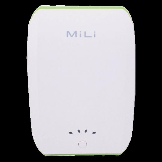 MiLi Power Bank 10,400 mAh - White & Green