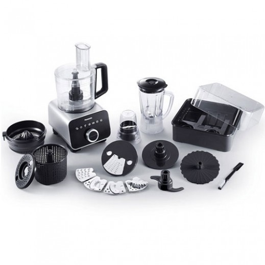 Panasonic 1000 W Food Processor - Silver - delivered by  AL-YOUSIFI after 3 Working Days