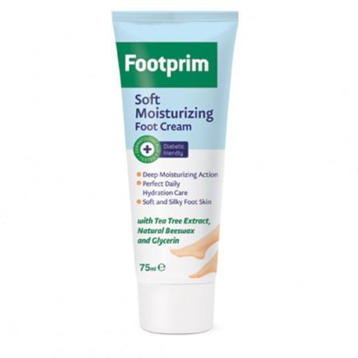 Footprim Soft Moisturizing Foot Cream 75 ml