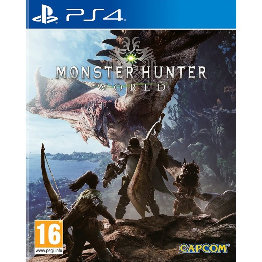 Monster Hunter: World for PS4 - PAL