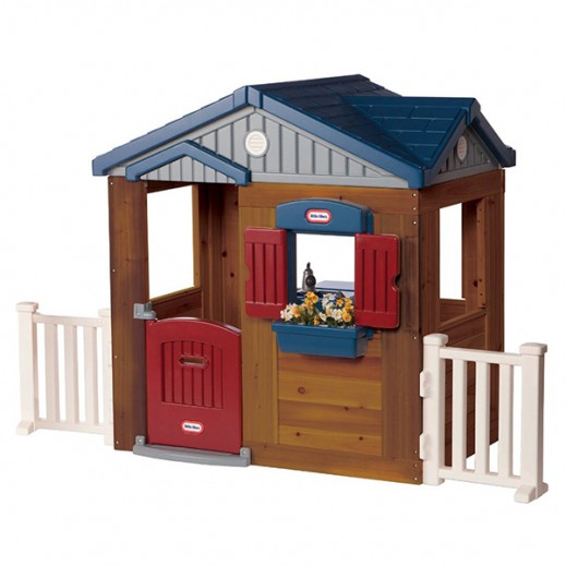 Buy Little Tikes Woodside Cottage Playhouse Delivered By Safari