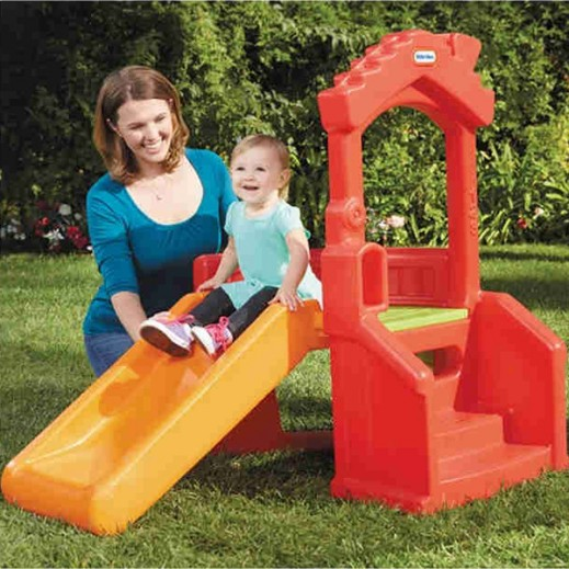 Little Tikes Climb n Slide Playhouse - delivered by Safari House Within 2 Working Days