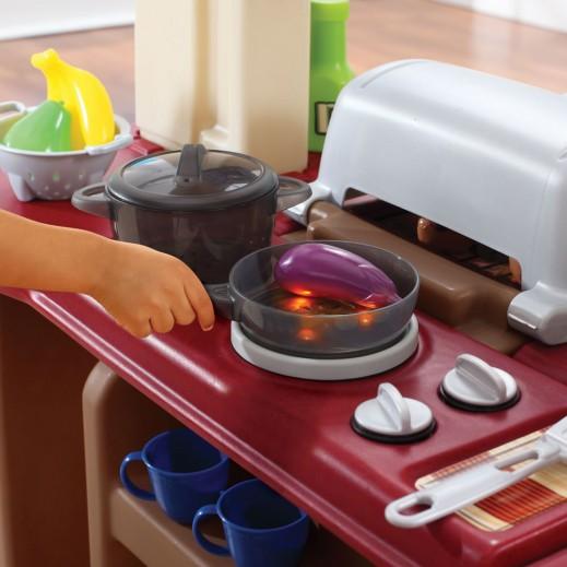 buy step2 grand walk-in kitchen & grill - deliveredshahaleel