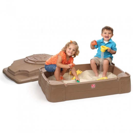 Step2 Play & Store Sandbox  - delivered by Shahaleel
