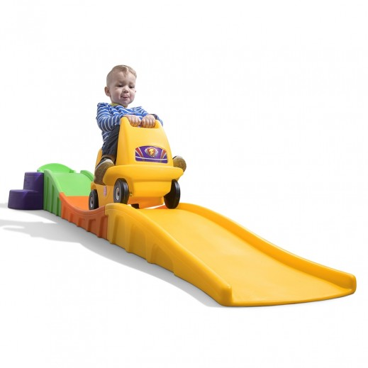 STEP2 Up & Down Roller Coaster  - delivered by Shahaleel Within 2 Working Days