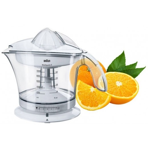 Braun Multiquick 3 Citrus Juicer