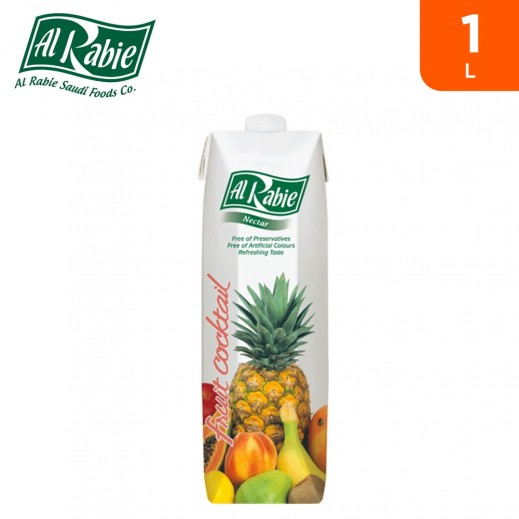 Al Rabie Fruit Cocktail Nectar Juice 1 L