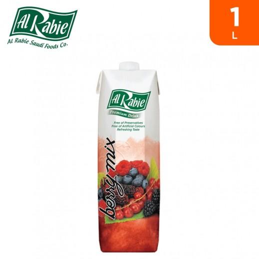 Al Rabie Berrry Mix Nectar Juice 1 L