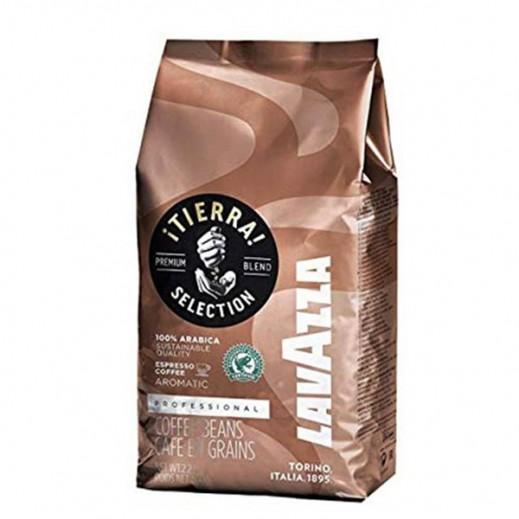 Lavazza Tierra Coffee Beans 1 Kg