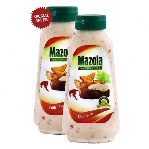 Mazola Chili Mayonnaise 2 x 340 ml
