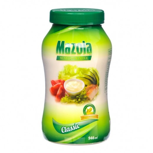 Mazola Mayo-Chup 946 ml