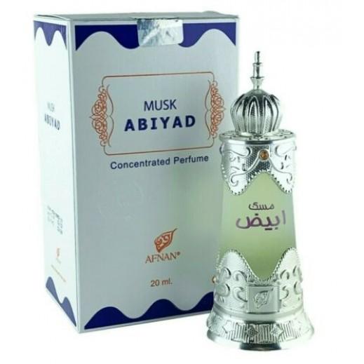 Afnan Musk Abiyad CPO 20 ml