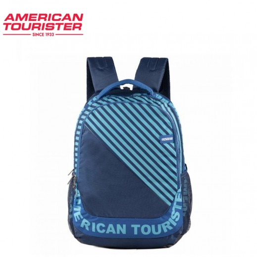 American Tourister POP NXT Backpack 01 Navy
