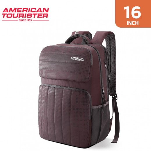 American Tourister Insta NXT Laptop Backpack 16 inch Grey