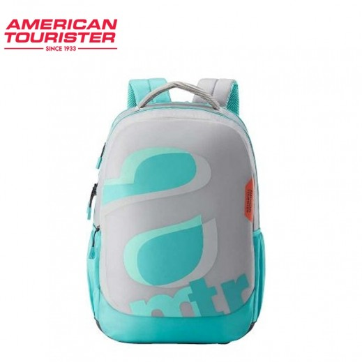 American Tourister Turk 02 Backpack Grey/Mint