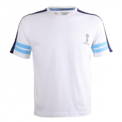 Fifa World Cup Russia 2018 Men Argentina T-Shirt Small-XXLarge