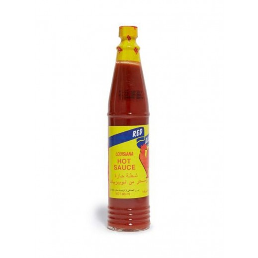 Red Rooster Louisiana Hot Sauce 88 ml