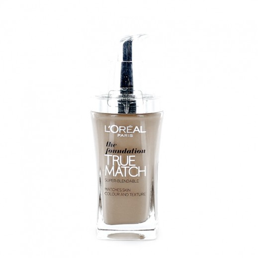 L'oreal True Match Liquid Foundation With Color Of  Amber N7
