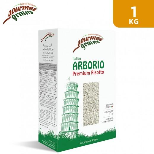 Gourmet Grains Italian Arborio Premium Risotto 1 kg