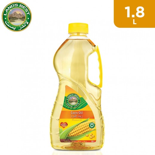 Lands Best Corn Oil 1.8 L