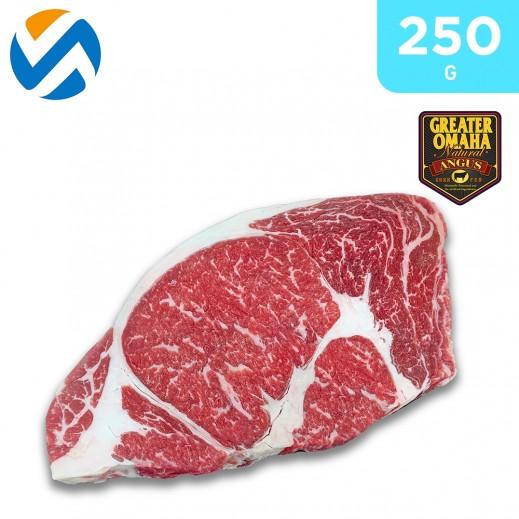 Noor Asia Beef Frozen Ribeye Natural Angus Steak 250 g