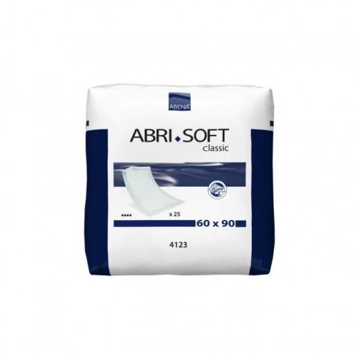 Abena AbriSoft Classic Under Pads (60 x 90 cm) 25 Pieces - delivered by Al Essa After 2 working Days