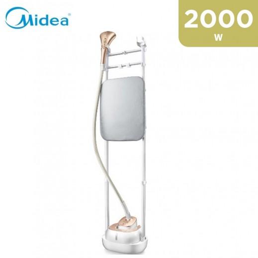 Midea 2000 W 2 L Garment Steamer  - White
