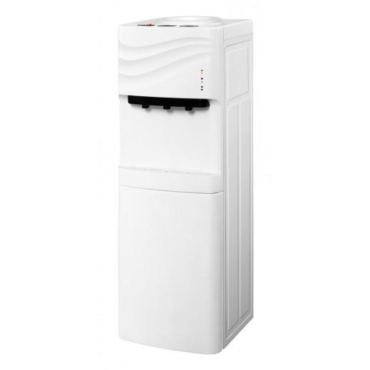 Primera Nero 3 Tap Standing Water Dispenser – White