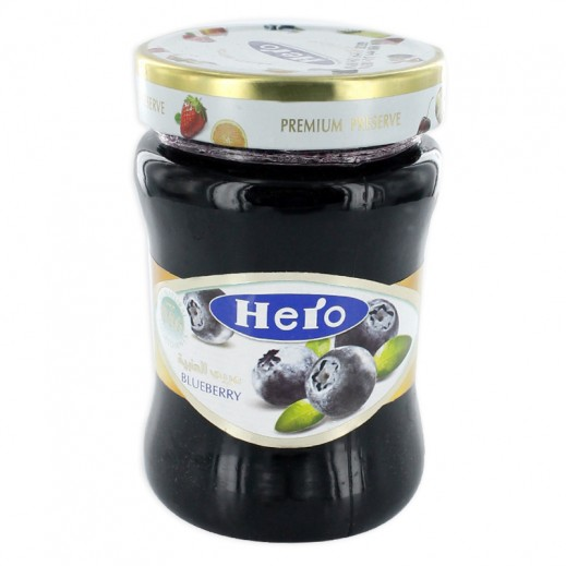 Hero Jams -Blueberry 340 g