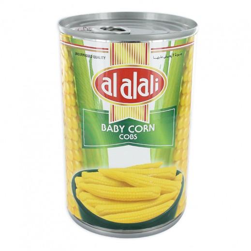 Al Alali Baby Corn Cobs 410 g