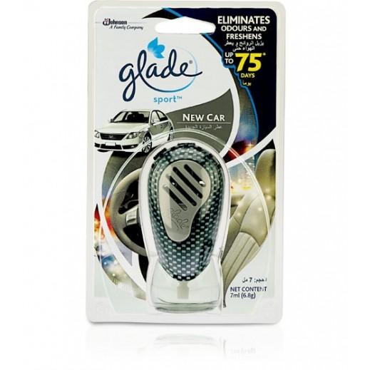 Glade Sport New Car Air Freshner 7 ml
