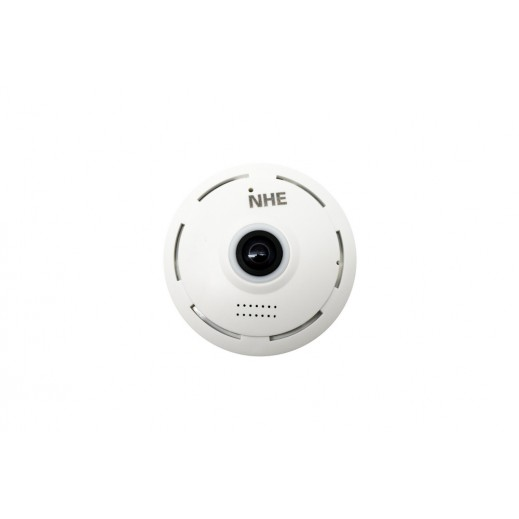 NHE Wide Angle Camera -1.3MP - White