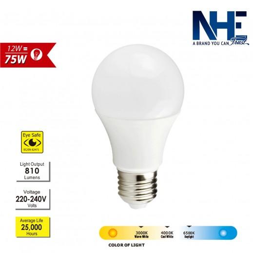NHE LED Bulb 12 W - Daylight