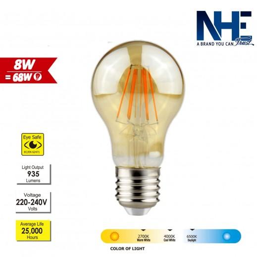 NHE 8 W LED Lamp - Warm