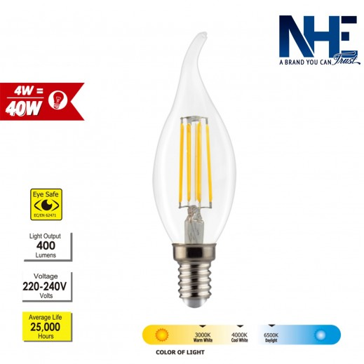 NHE 4 W LED Lamp - Warm