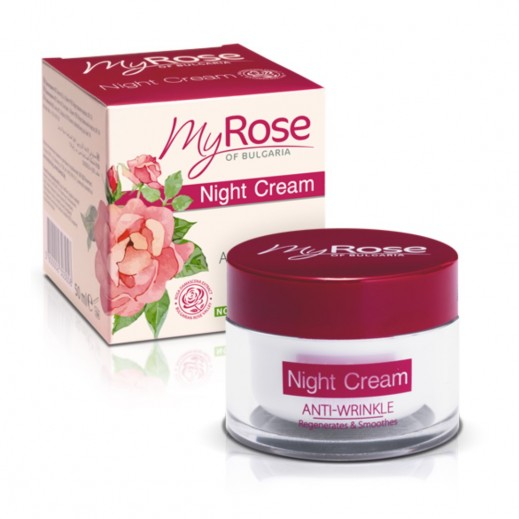 My Rose Anti Wrinkle Night Cream 50 ml