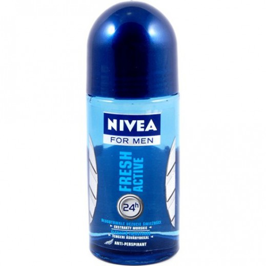 Nivea Fresh Active For Men Deo Roll-On 50 ml