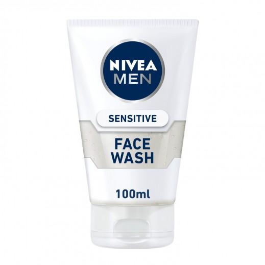 Nivea For Men Sensitive Face Wash 100 ml