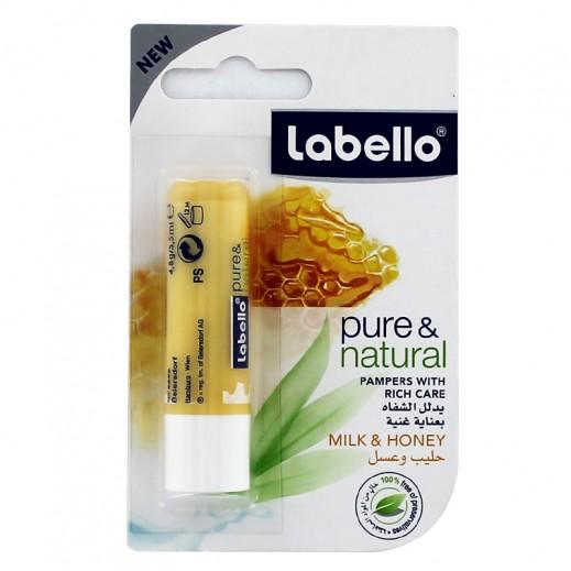 Labello Milk & Honey 4.8 g