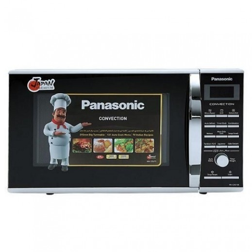 Panasonic Microwave Oven 27 L 900 W - delivered by EASA HUSSAIN AL YOUSIFI & SONS COMPANY