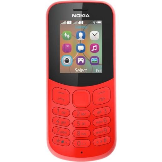 Nokia 130 (2017) - Red