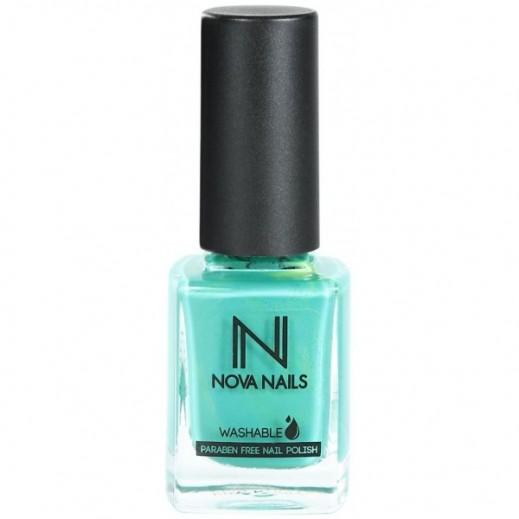 Nova Nails Washable Nail Polish Jade Fusion 51