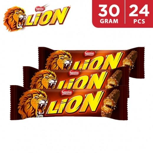 Lion Chocolate 24 x 30 g
